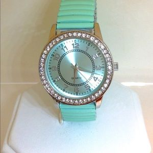 ACT Accessories - ACT Stainless Steel Fashion Watch NWOT